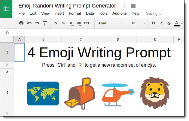 Essay idea generator