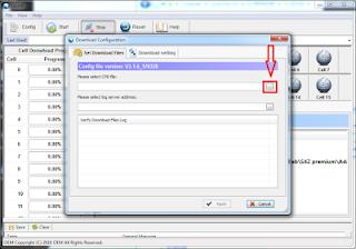 Cara Flash file cpb Menggunakan QGDP Tool