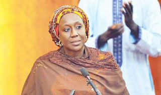 Aisha Abubakar - Minister of State for Trade and Industry