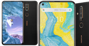 Harga Nokia X71, Spesifikasi Handal Dengan 3 Kamera Belakang