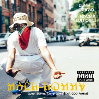 Mach-Hommy - Dump Gawd: Hommy Edition - Album Download, Itunes Cover, Official Cover, Album CD Cover Art, Tracklist