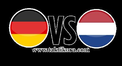 مباراة هولندا والمانيا بث مباشر