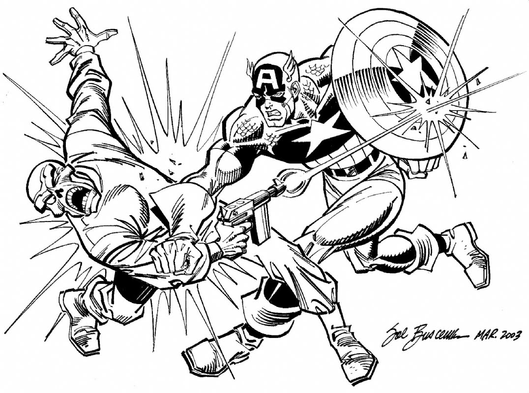 The Super Globetrotters Coloring Pages