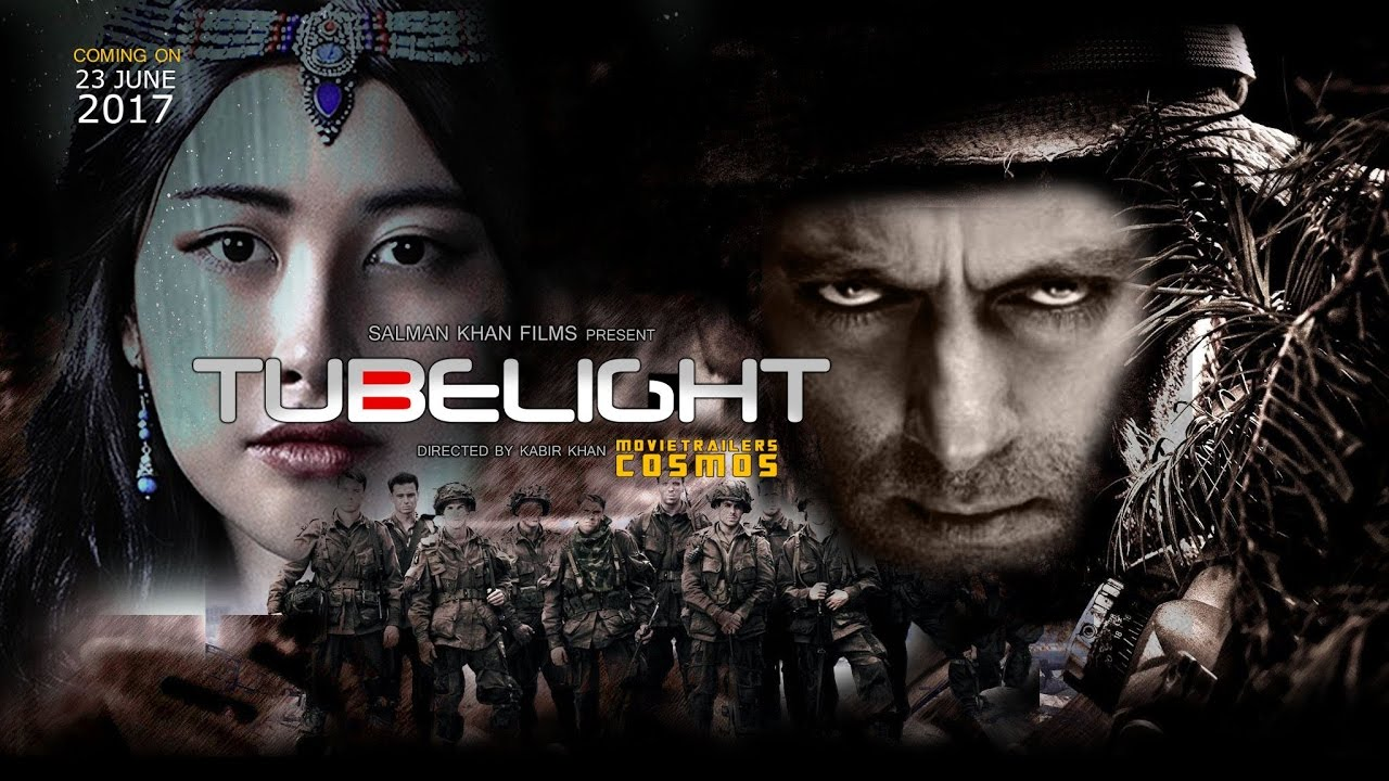 Complete cast and crew of Tubelight (2017) bollywood hindi movie wiki, poster, Trailer, music list - Salman Khan and Zhu Zhu, Movie release date 26 June 2017
