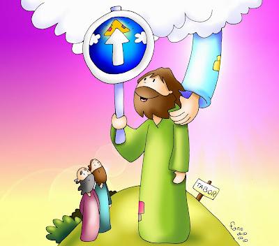 Resultado de imaxes para dibujos fano ciclo a transfiguracion