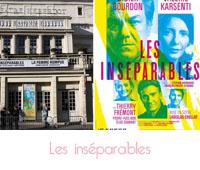 Théâtre Les inséparables