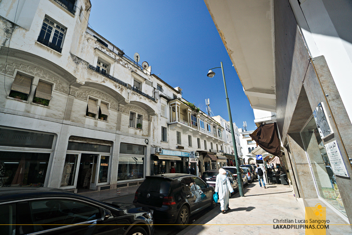 Rabat Three Day Itinerary Avenues