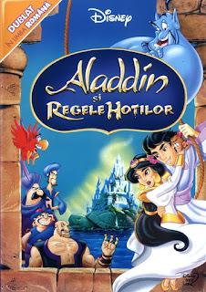 Aladdin 3 și Regele Hoților dublat în română