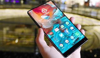 Review Kelebihan dan Kekurangan Xiaomi Mi Mix 2 Dengan Layar Jumbo