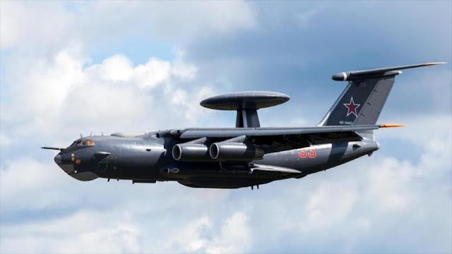 Conozca el súper avión espía ruso que monitoreó ejercicios de EEUU
