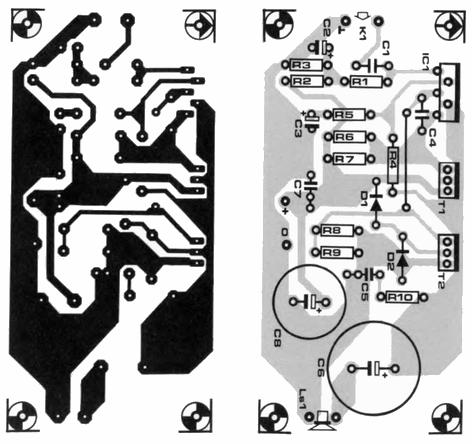 Audio Amplifier Circuits: TDA2030