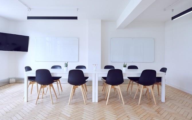 Tips Mendesain Meeting Room yang Nyaman