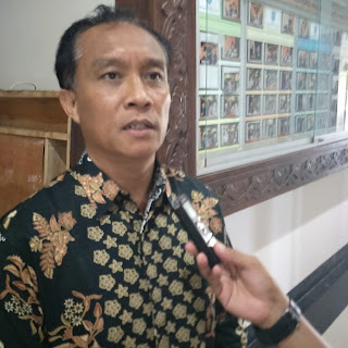 <b>Sekretaris FPDIP DPRD NTB Dukung Penanganan Dampak Gempa Lombok-Sumbawa Dengan Berdikari</b>