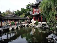 อุทยานอวี้หยวน (Yu Yuan)