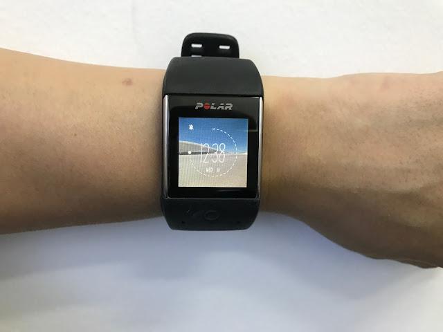 Polar M600 - Customisable Watch Faces