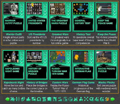 Исторически Онлайн Игри за 9 клас