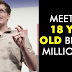 18 Year Old High School Dropout Becomes A Millionaire By Selling Bitcoin