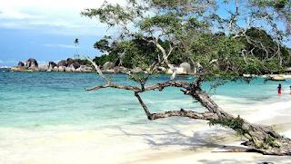 Wisata Lampung - 5 (Lima) Wisata Pantai Populer Di Lampung, Pantai Pasir Putih Salah Satunya