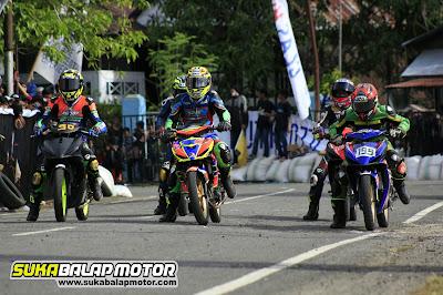 Hasil Lomba BAMS 5th Anniversary Championship II Road Race Bupati Cup 2018 Kabupaten Barru