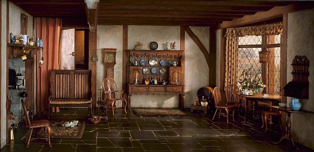 Dolls Houses and Miniatures The Thorne Room Collection