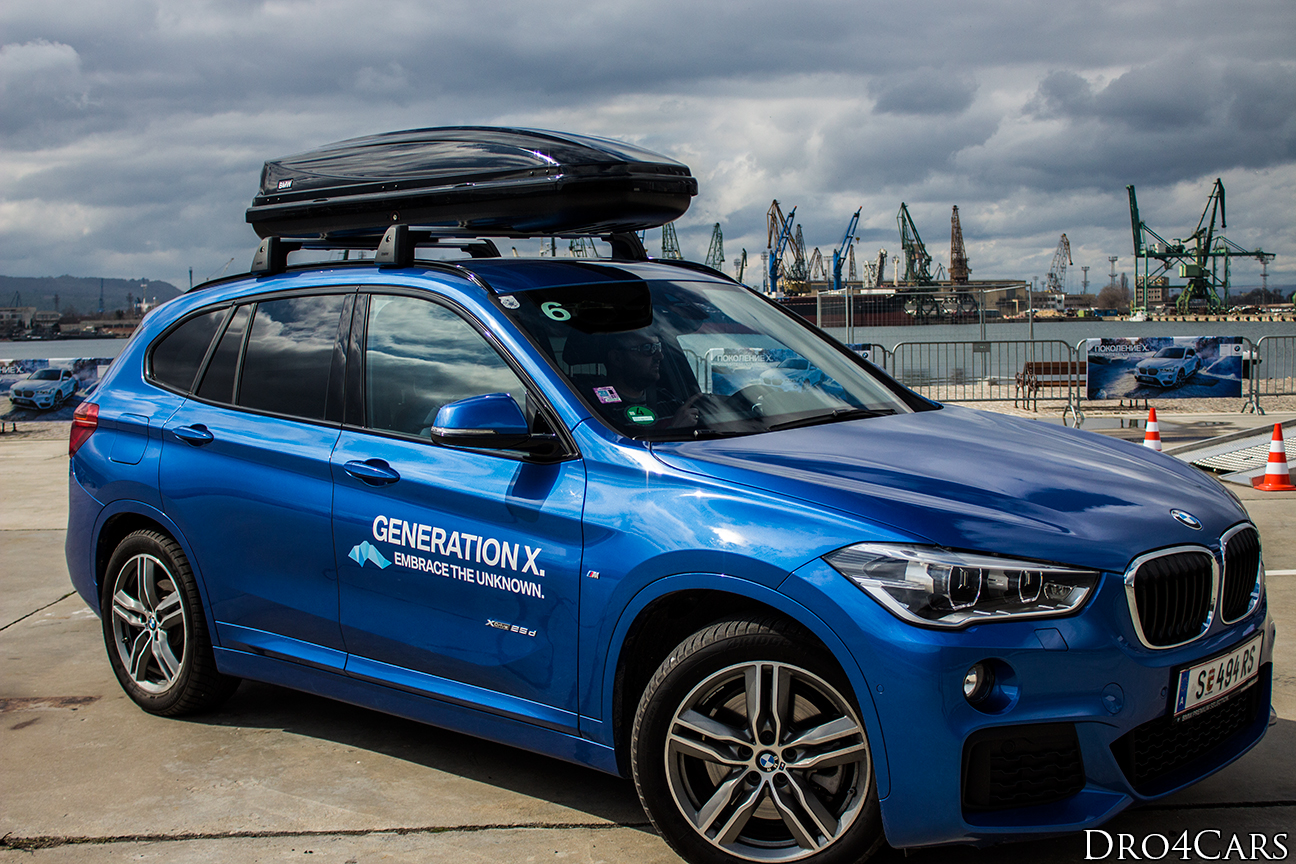 The New BMW X1 - Dro4Cars