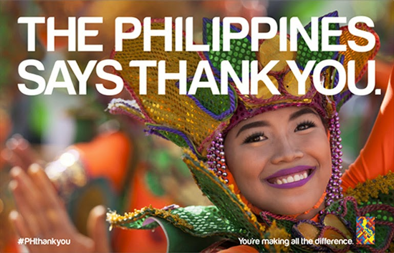 Philippines Says Thank You