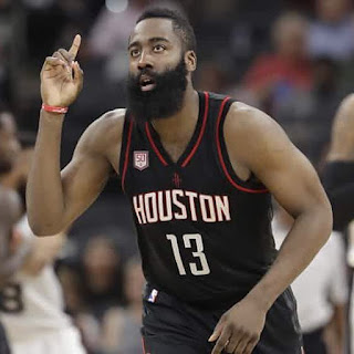 Houston Rockets signed guard James Harden