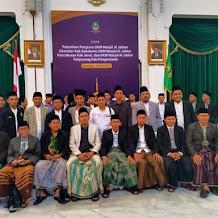 Baru Dilantik Oleh Gubernur Jawa Barat, DKM Al-Jabar Terus Benahi Fasilitas