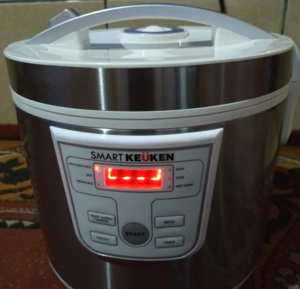Smart Keuken Rice Cooker