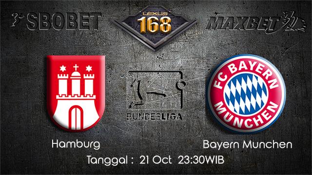 PREDIKSIBOLA - PREDIKSI TARUHAN BOLA HAMBURG VS BAYERN MUNCHEN 21 OCTOBER 2017 (BUNDESLIGA)