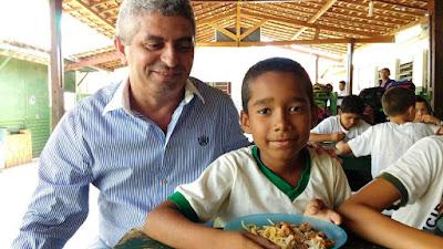 Resultado de imagem para merenda de qualidade taquaritinga do norte