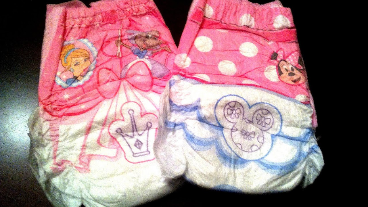 what are pull ups diapers