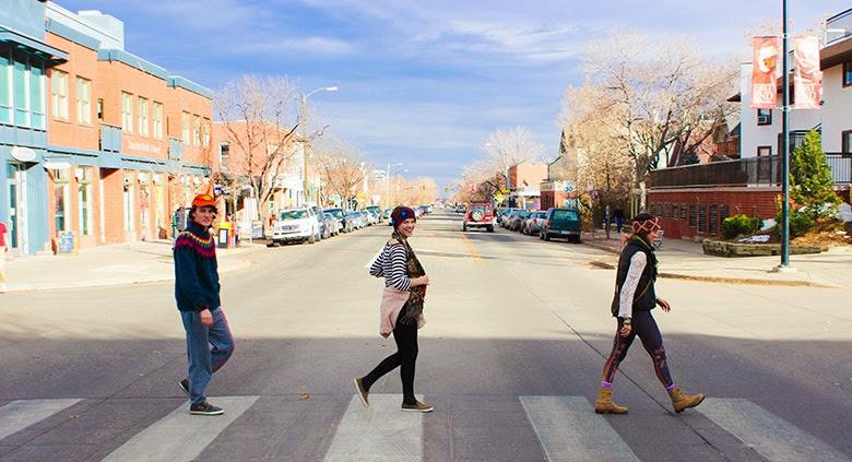 Friday In Boulder
