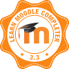 Learn Moodle 3.3 Completer