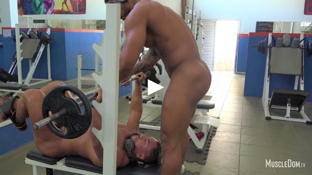 MuscleDom - Naked Gym 6