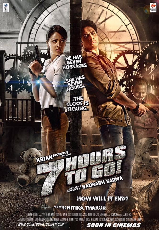 Watch 7 Hours to Go (2016) DVDRip Hindi Full Movie Watch Online Free Download