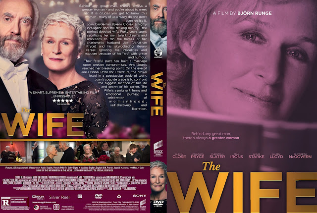 The Wife DVD