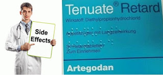 tenuate retard alternatives