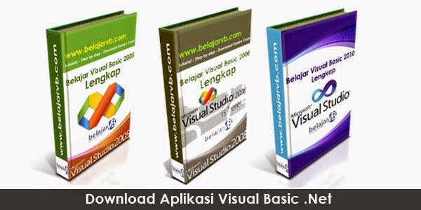 Kumpulan Aplikasi VB Net 2010, VB 2008 dan VB 2005 - Program VB .Net Lengkap