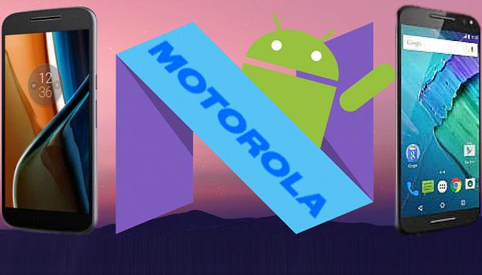 5 Smartphone Motorola yang Mendapatkan Pembaruan Android Nougat