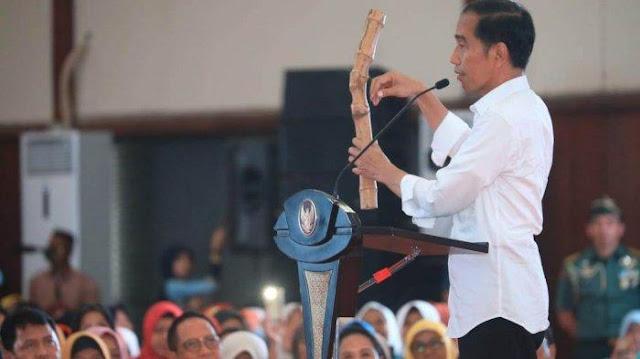 Jokowi Akhirnya Ungkap Alasan Pilih Ma'ruf Amin Jadi Cawapresnya