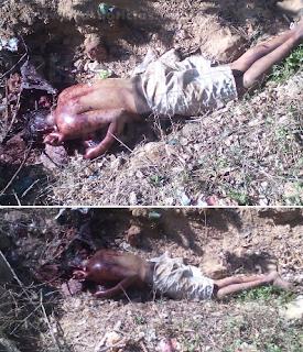 Encuentran ejecutado en colonia Ampliación Silvestre Castro, en Acapulco Guerrero