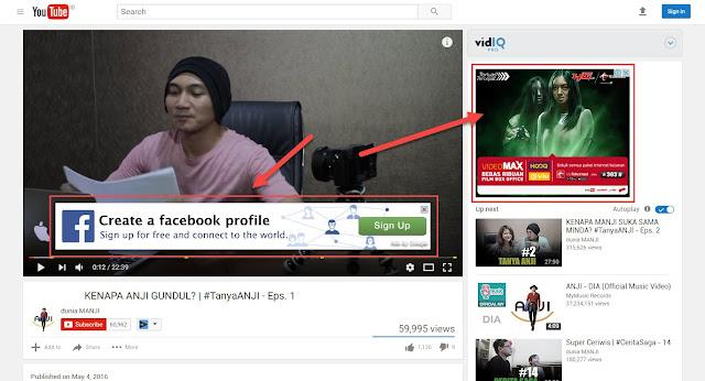 Cara Pindah Adsense Blogger ke Adsense Youtube