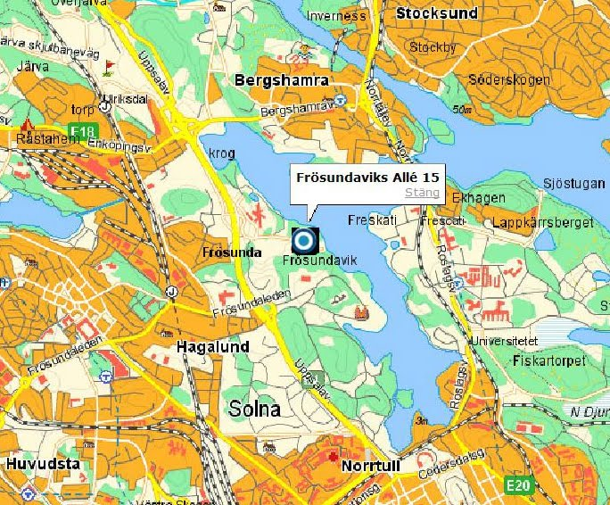 Karta Over Solna Kommun Bild Karta Over Sverige Geografisk
