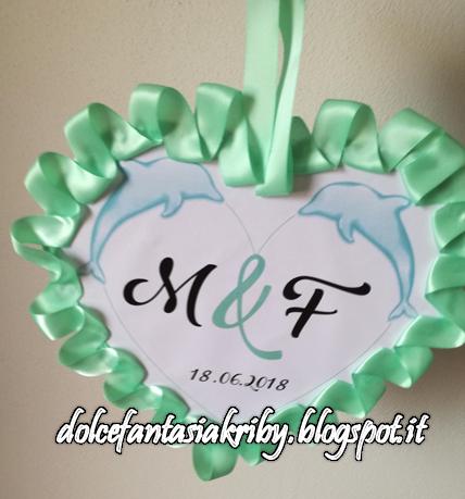 cartello matrimonio personalizzato