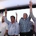 """Con Máximo, el PJ instó a la """"unidad"""" y dijo que Cristina Kirchner es víctima de una """"persecusión"""""""