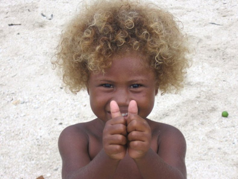 Are Melanesians Black