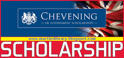 Chevening Scholarship Login & Application Form PDF | Chevening UK Government 2018/2019