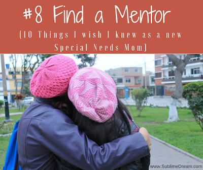 10 Things I wish I knew as a new Special Needs mom.
