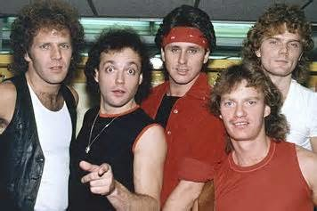 Loverboy is a Canadian rock group formed in 1979 in Calgary, Alberta. Throughout the 1980s, the band accumulated numerous hit songs in Canada and the United States. http://www.jinglejanglejungle.net/2015/01/loverboy.html